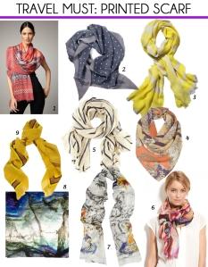 PrintedScarf
